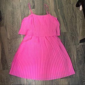 💗 5 for $25 Merona pleated dress